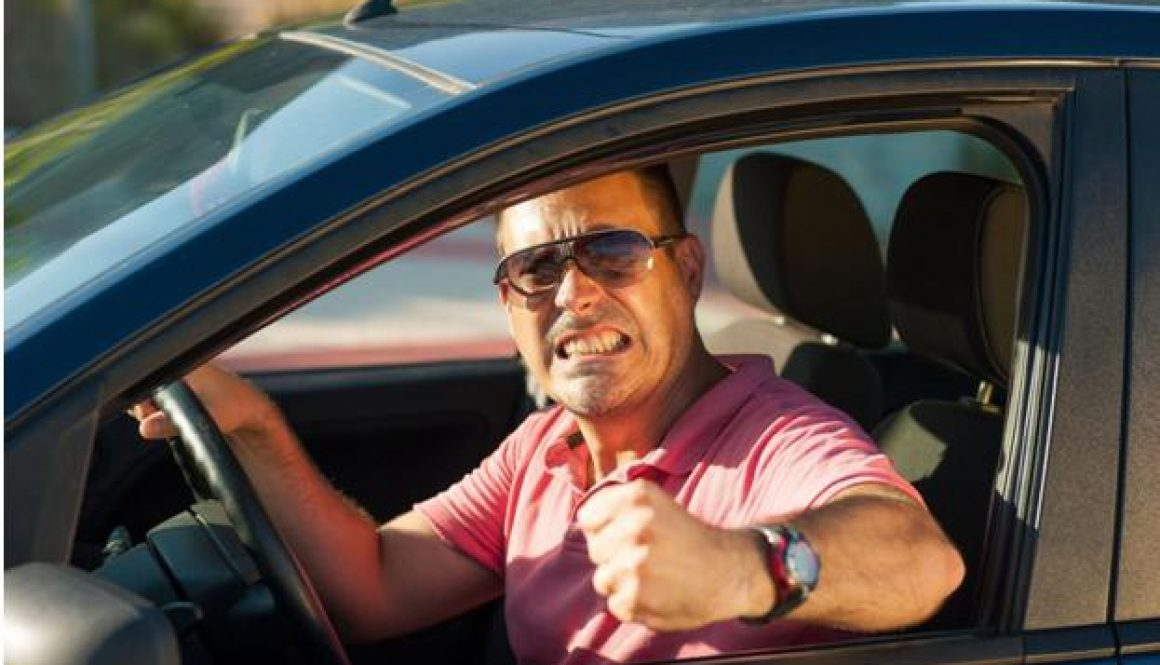 How to keep your emotions from taking over your driving